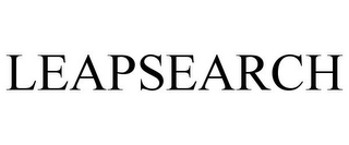 mark for LEAPSEARCH, trademark #85947997
