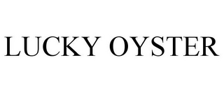 mark for LUCKY OYSTER, trademark #85948051