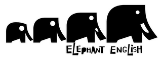 mark for ELEPHANT ENGLISH, trademark #85948466