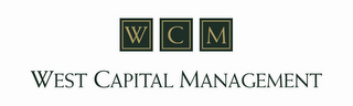 mark for WEST CAPITAL MANAGEMENT, trademark #85948653
