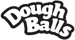 mark for DOUGH BALLS, trademark #85948668