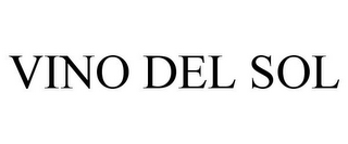 mark for VINO DEL SOL, trademark #85948805