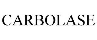 mark for CARBOLASE, trademark #85948884
