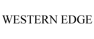 mark for WESTERN EDGE, trademark #85949201