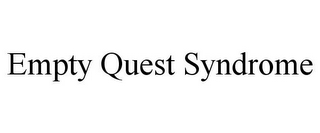 mark for EMPTY QUEST SYNDROME, trademark #85949405