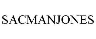 mark for SACMANJONES, trademark #85949497