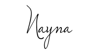 mark for NAYNA, trademark #85949507