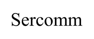 mark for SERCOMM, trademark #85949636