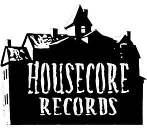 mark for HOUSECORE RECORDS, trademark #85949942