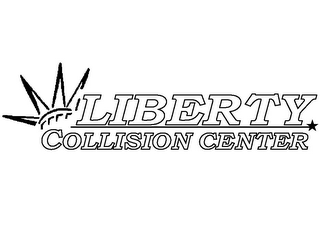mark for LIBERTY COLLISION CENTER, trademark #85950134
