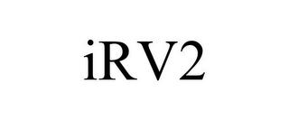 mark for IRV2, trademark #85950183