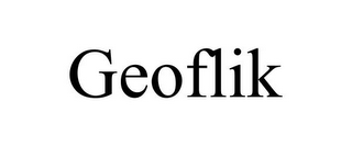 mark for GEOFLIK, trademark #85950219