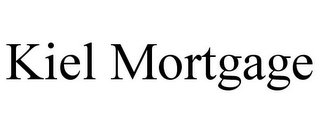 mark for KIEL MORTGAGE, trademark #85950374