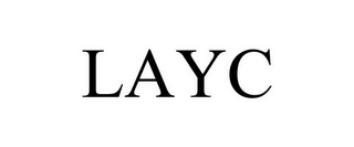 mark for LAYC, trademark #85950772