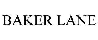 mark for BAKER LANE, trademark #85950831