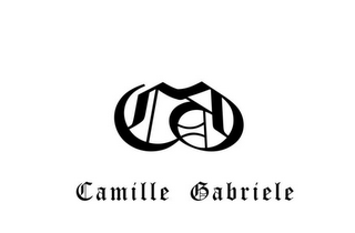 mark for CG CAMILLE GABRIELE, trademark #85950877