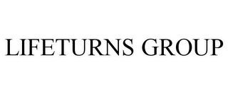 mark for LIFETURNS GROUP, trademark #85951742