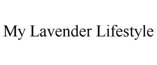 mark for MY LAVENDER LIFESTYLE, trademark #85951815
