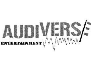 mark for AUDIVERSE ENTERTAINMENT, trademark #85951963