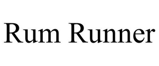 mark for RUM RUNNER, trademark #85951978