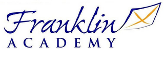 mark for FRANKLIN ACADEMY, trademark #85952391