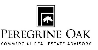 mark for PEREGRINE OAK COMMERCIAL REAL ESTATE ADVISORY, trademark #85952592