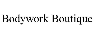 mark for BODYWORK BOUTIQUE, trademark #85952629