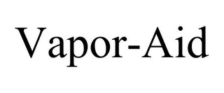 mark for VAPOR-AID, trademark #85952778