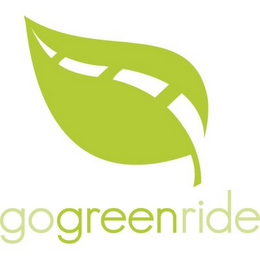 mark for GOGREENRIDE, trademark #85953180