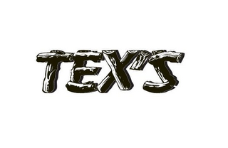 mark for TEX'S, trademark #85953772