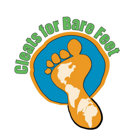 mark for CLEATS FOR BARE FEET, trademark #85953870