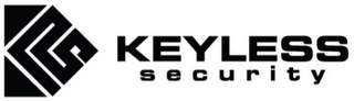 mark for KEYLESS SECURITY, trademark #85953924