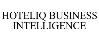 mark for HOTELIQ BUSINESS INTELLIGENCE, trademark #85954489