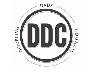 mark for DDC DIVORCING DADS COUNCIL, trademark #85955005