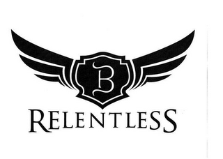 mark for B RELENTLESS, trademark #85955230