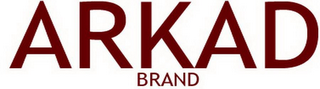mark for ARKAD BRAND, trademark #85955271