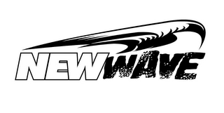 mark for NEWWAVE, trademark #85955282