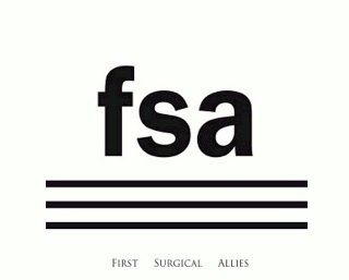 mark for FSA FIRST SURGICAL ALLIES, trademark #85955431