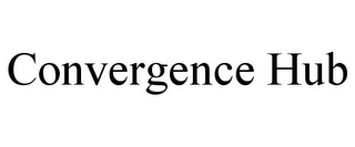 mark for CONVERGENCE HUB, trademark #85955517