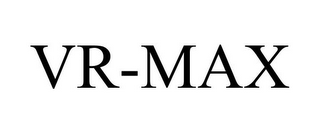 mark for VR-MAX, trademark #85955585