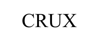 mark for CRUX, trademark #85955600