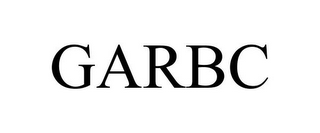 mark for GARBC, trademark #85956052