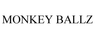 mark for MONKEY BALLZ, trademark #85956731