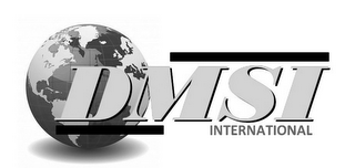 mark for DMSI INTERNATIONAL, trademark #85956757