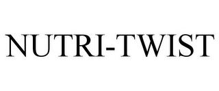 mark for NUTRI-TWIST, trademark #85956796