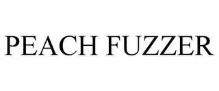 mark for PEACH FUZZER, trademark #85957063