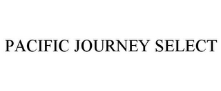 mark for PACIFIC JOURNEY SELECT, trademark #85957081