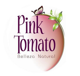 mark for PINK TOMATO BELLEZA NATURAL, trademark #85957246