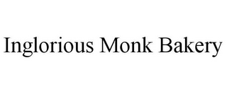 mark for INGLORIOUS MONK BAKERY, trademark #85957289