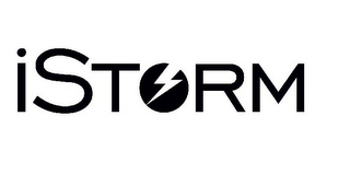 mark for ISTORM, trademark #85957782